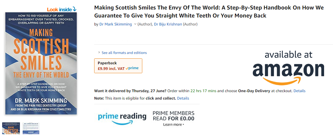 Making Scottish Smiles The Envy Of The World_ A Step-By-Step Handbook